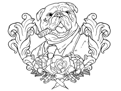 tattoo stencils designs bulldog tattoos designs ideas and meaning tattoos for you