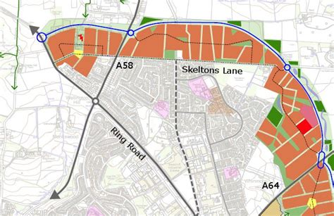 Planning To Build A House new dual carriageway for east leeds a planner s