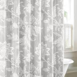 grey shower curtain bahama bali gray shower curtain from beddingstyle