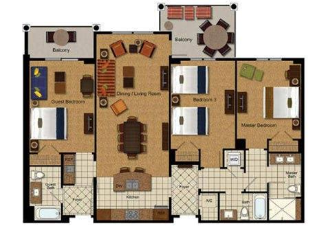 marriott 3 bedroom villas orlando marriott lakeshore reserve orlando fl villas townhomes