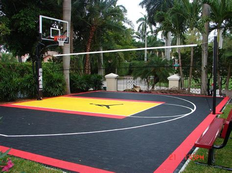 outdoor basketball court outdoor rhino courts
