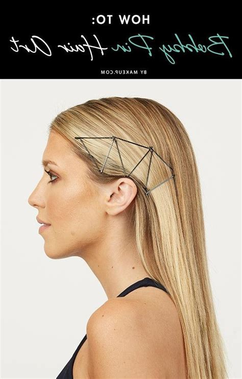 Hairstyles To Do With Bobby Pins by Hairstyles With Bobby Pins 15 Best Collection Of