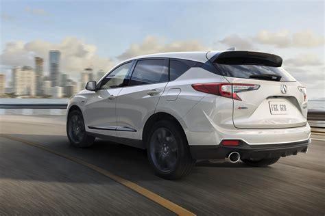 2019 acura rdx hybrid 2019 acura rdx is handsome dynamic high tech