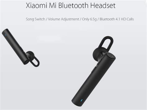 Bluetooth Headset Bluetooth Xiaomi Mi Lyej02l Berkualitas original xiaomi mi bluetooth headset review expert tips before buy technosoups
