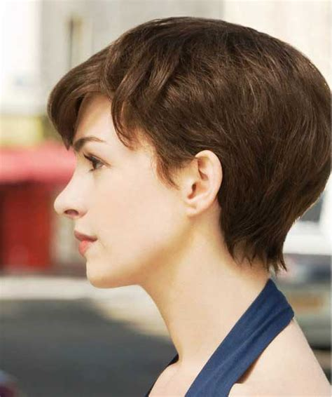 side profile of hairstyles 15 pixie cuts for thick hair short hairstyles 2017