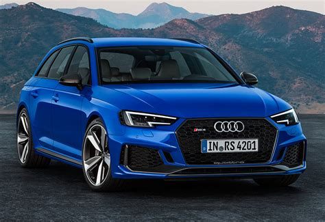 audi rs avant  specifications photo price