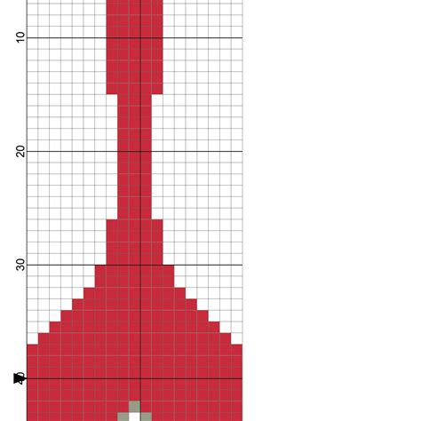 Reddish Cross Stitched Breadboard by Charts Club Members Only Wine Bottle Cross Stitch