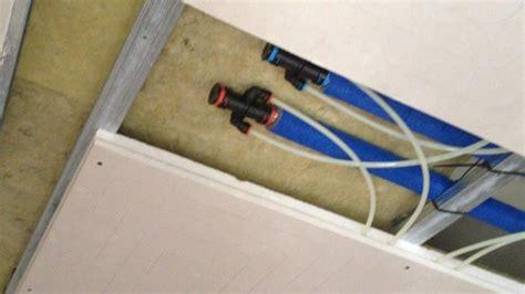 impianto a soffitto l impianto di riscaldamento a soffitto henco cappellotto