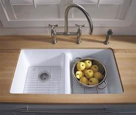cast iron sinks guide the kitchen sink handbook
