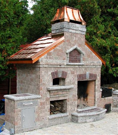 outdoor fireplace with cooking grill 184 best images about brick bbq grills ovens smokers on ovens outdoor oven and