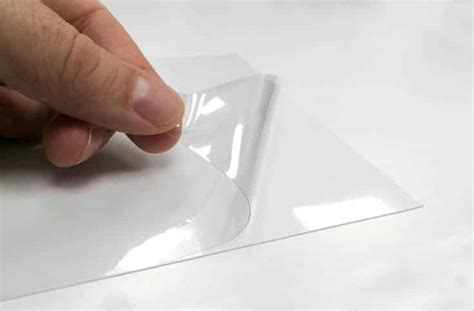 printable vinyl cling paper clear self cling pvc printing ideal for window clings