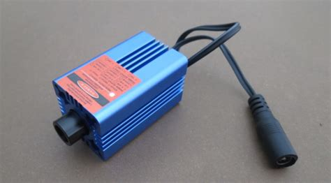 diode laser thermal effect 660nm 200 250mw diode laser