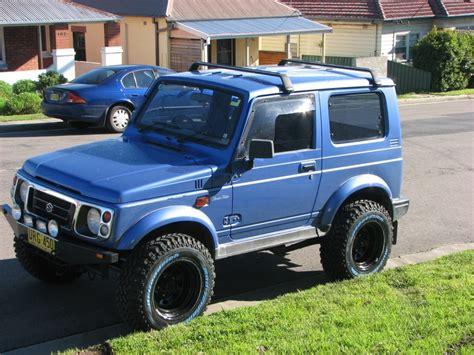Suzuki Seirra Shaunos1zuk 1997 Suzuki Specs Photos Modification