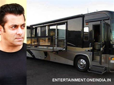 Salman Khan Home Interior by Inside Look Of Bollywood Celebrities Vanity Van Filmibeat