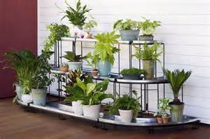Indoor plant stands amp containers plant stands gardeners supply more