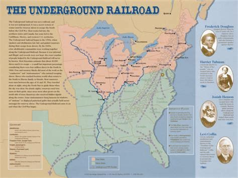 underground railroad map the underground railroad map posters allposters co uk