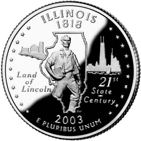 illinois state slogan land of lincoln