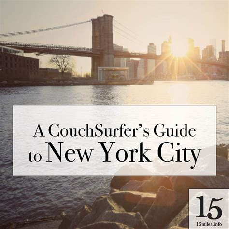 couch surfers nyc a couchsurfer s guide to new york city remote swap