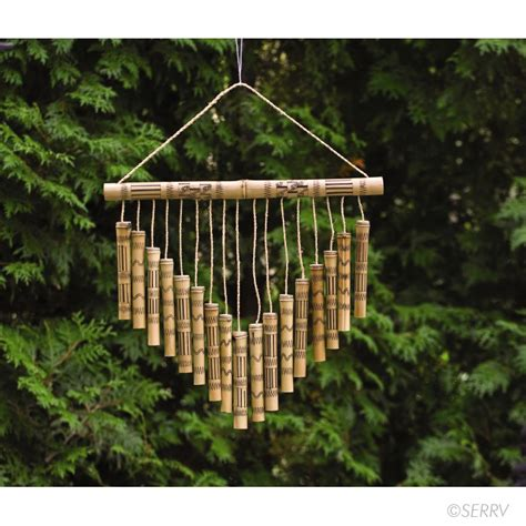 how to build how to make bamboo wind chimes pdf plans