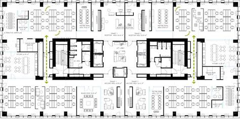 open space floor plans office timpuri noi square