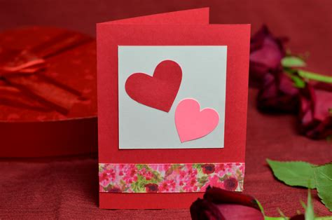 how to make cut out cards ideas for valentine s day cards with cut out hearts