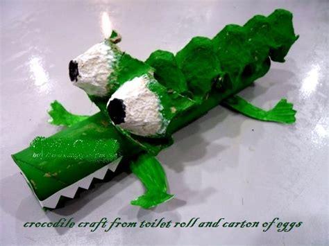 crocodile crafts for crocodile crafts idea for preschool preschool and