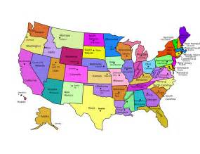 united state map of states and capitals history barbara s learning outcomes