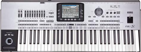 Keyboard Korg Pa Series korg pa3x 61 image 1584950 audiofanzine