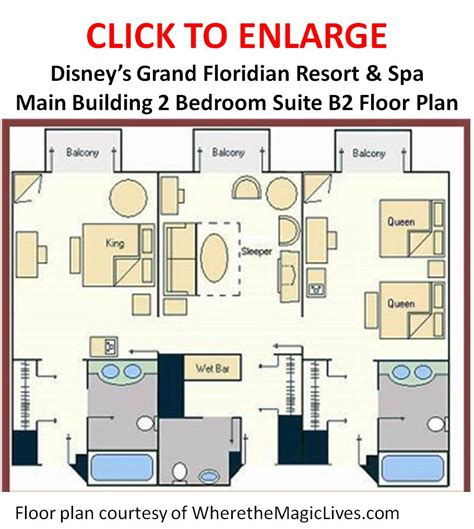 disneyland hotel 1 bedroom suite floor plan grand californian one bedroom suite floor plan studio design gallery best design