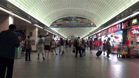 Penn Station Interior Map by Inside Penn Station New York