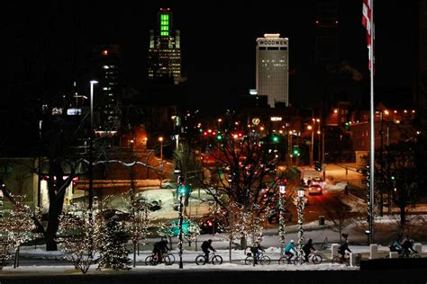 Check Out Local Holiday Light Displays From The Seat Of Omaha Light Displays