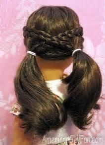 simple american hairstyles best 25 american girl hairstyles ideas on pinterest