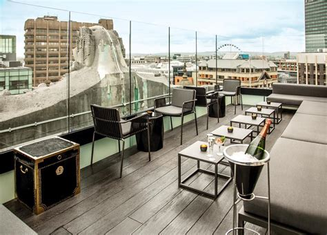 Top 10 Bars Manchester by Top 10 Rooftop And Top Floor Bars In Manchester I