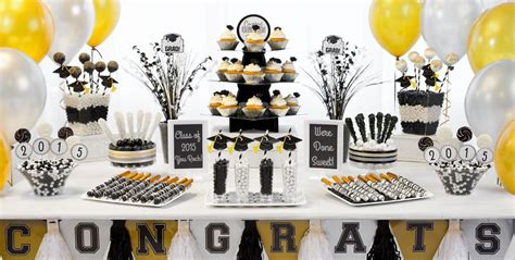 Table Decoration Ideas by Graduation Decoration Themes And Ideas And
