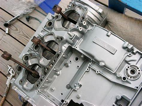 Suzuki Gt750 Crankshaft Rebuild Gunnar S Suzuki Gt750 J Engine Reassembly