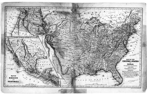 historical map of the united states digital history