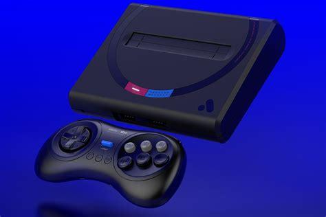 sega new console mega sg console plays classic sega in hd den of