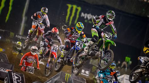 monster energy motocross monster energy supercross the dream series transworld