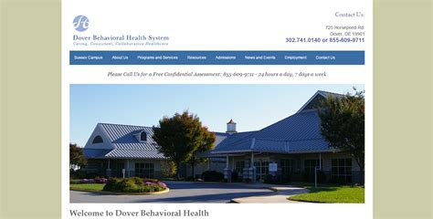 Dover Detox by Treatment Centers Delaware And