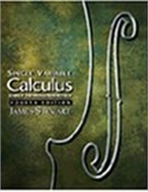 bundle multivariable calculus early transcendentals 6th maple student version 13 0 ebook student solutions manual for stewart s essential calculus