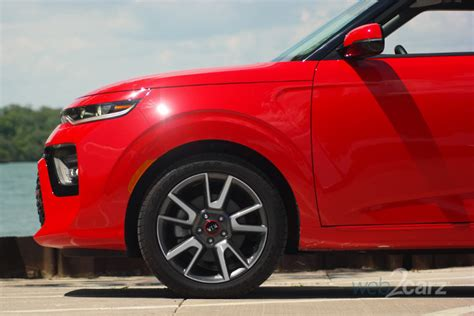 2020 Kia Soul All Wheel Drive by 2020 Kia Soul Gt Line 1 6 Turbo Review Web2carz
