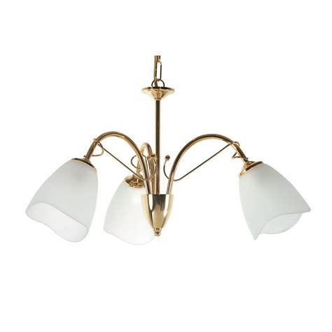 Ceiling Decorative Lights Turin Decorative Ceiling Light 3 Light Brass