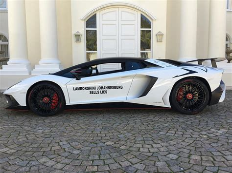 lamborghini aventador sv roadster price south africa guy furious at dealer for not being the only aventador sv owner in south africa gtspirit