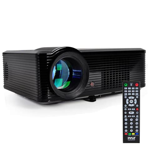 Office Projector by Pylehome Prjle33 Home And Office Projectors