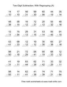 Worksheets and subtraction worksheets on pinterest