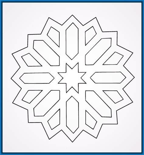 imagenes de mandalas faciles para colorear mandalas faciles para colorear e imprimir archivos