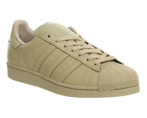 Adidas Superstar 1 adidas superstar 1 in beige for sand lyst