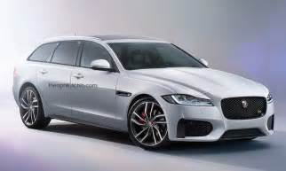 Jaguar Sportbrake New Jaguar Xf Sportbrake Renderings Gtspirit