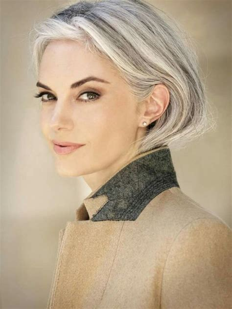 classic hairstyles for gray hair 70 grey hair styles ideas and colors my new hairstyles