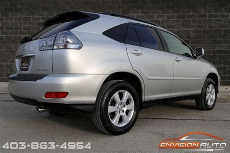 lexus sedans 2005 2005 lexus rx330 awd premium envision auto calgary